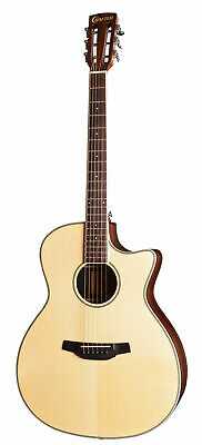 Crafter Silver Series RG600CE Acoustic Electric Guitar w/Bag