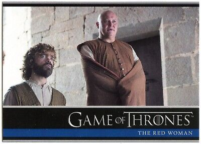 The Red Woman #02 Game Of Thrones Season 6 Rittenhouse 2017 Trade Card (C2279)