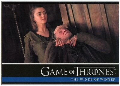 The Winds Of Winter #29 Game Of Thrones Season 6 Rittenhouse 2017 Card (C2279)