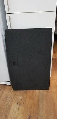 Volkswagen Scirocco boot cover, genuine VW. 2012. Brand New.
