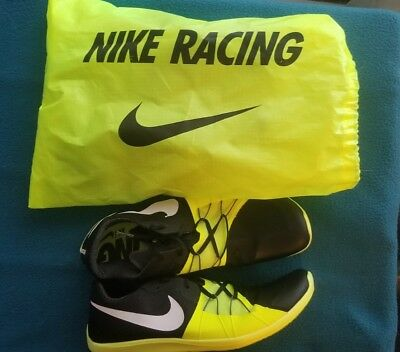 more photos 1bed3 9fabe New Men s Size 11 Nike Zoom Forever XC 5 Spike 904723-017 Black Volt