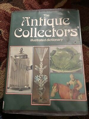 Antique Collecting For Everyone by David Mount field  HC/DJ