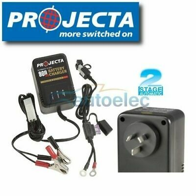 Projecta Charge N Maintain Ac150 Battery Charger 12V Maintinance Motorbike New