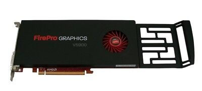 Dell / AMD Firepro V5900 2GB Graphic Card New Sealed 24 Months Warranty Ovp