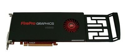 Dell / AMD Firepro V5900 2gb Graphic Card New Sealed Original Package