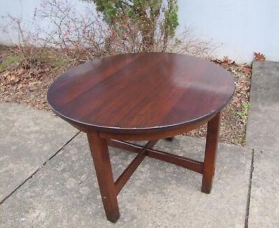 Antique L&jG Stickley Small Dining Table w5502