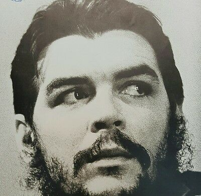AFRICA 1st Day Issue STAMPED Poster 40th Anniversary CHE GUEVARA Original Stamps