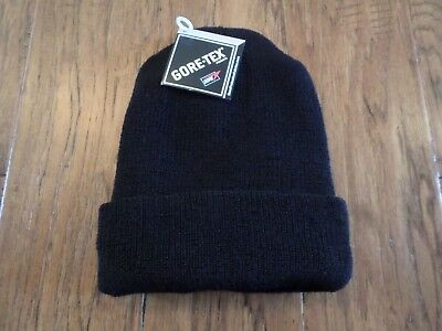 8bb4be3839dbcf GENUINE MILITARY ISSUE 100% Wool Watch Cap Beanie Cap Made In The ...