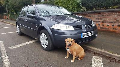 RENAULT MEGANE SL OASIS 16V EXPRESSION Grey Manual Petrol, 2005