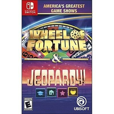 Ubisoft America's Greatest Game Shows: Wheel of Fortune & Jeopardy!