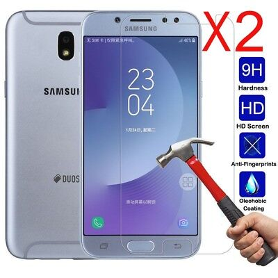 Tempered Glass Screen Protector For Samsung Galaxy J1 J2 J3 J4 J5 J6 J7 J8 A7 A8
