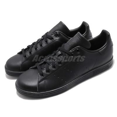 site réputé fd2f5 b5a48 ADIDAS ORIGINALS STAN Smith Triple Black Retro Men Classic Shoes Sneakers  M20327
