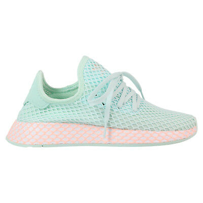 buy popular 026b7 a0ff1 adidas Originals Deerupt Runner Junior Sneaker Schuhe Mädchen Damen Türkis