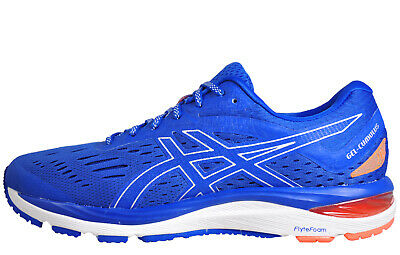 757f4fdd1b177 Asics Gel Cumulus 20 Men s High Performance Running Shoes Trainers Blue New  In 2