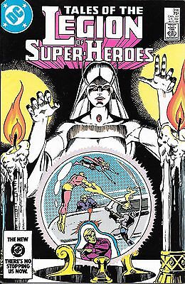 DC Tales of the Legion of Super Heroes 314  1984