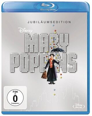 Glynis Johns - Mary Poppins, 1 Blu-ray