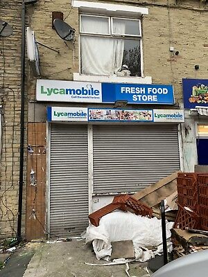 LOW RENT - Shop for rent on busy main road BD3 - Open to offers