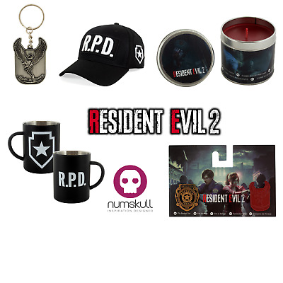 Resident Evil 2 HD REMAKE official Numskull merchandise! PREORDER! LIMITED STOCK