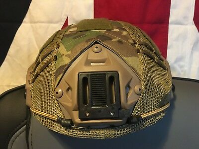 Crye Precision style opscore ops core Maritime Helmet Cover Size Large Multicam