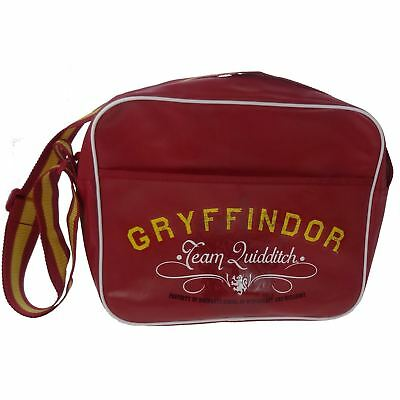 f8288d886c99 Harry Potter Gryffindor School College Shoulder Bag Messenger Boys Girls