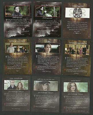 Elizabeth Ann Reaser Esme Cullen Twilight Saga Fab Film Card Collection