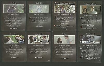Bella's Vampire Date Kristen Stewart Robert Pattinson Twilight Fab Card LOT