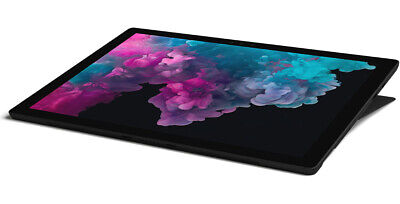 "Microsoft Surface Pro 6 12.3"" 256GB Touchscreen Tablet (2018, Wi-Fi Only, Black)"