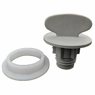 Supplying Demand 9742945 9742946 Dishwasher Spray Arm Nut And Sleeve Kit