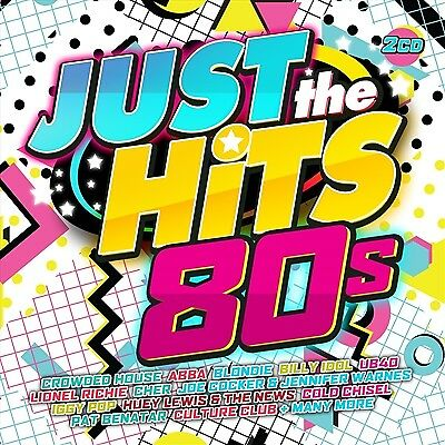 Various, Just The Hits - 80s, CD
