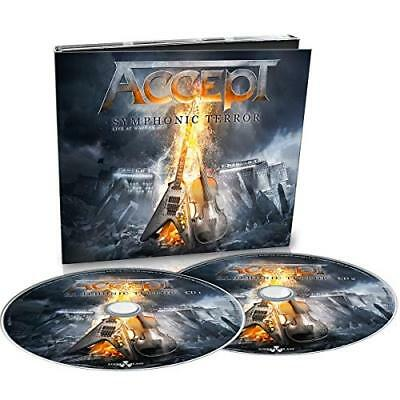 Accept - Symphonic Terror  Live At Wacken 2017 [CD]