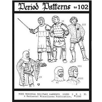 More Medieval Military Garments #102
