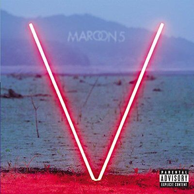 Maroon 5 - V New Cd