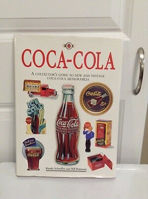 Coca-Cola Collectors Guide To New & Vintage Coca-Cola Memorabilia XL Book