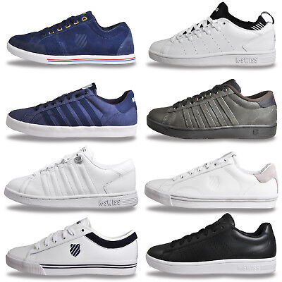 K Swiss Mens Classic Heritage Retro Vintage Casual Trainers From £19.99  Free P P 21c1e36f4