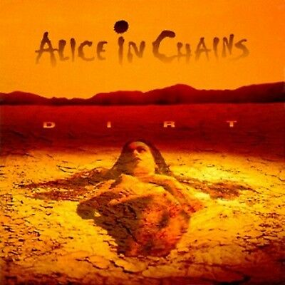Alice In Chains 'dirt Re-Mastered' Brand New Sealed Re-Issue Lp 180 Gram Vinyl
