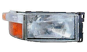 Scania Front Lights 1467003 LHD (RHS) Scania Headlight Scania Headlamp