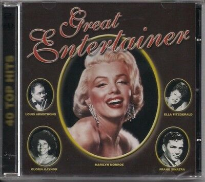 Various  - Great Entertainer Double CD Import CD