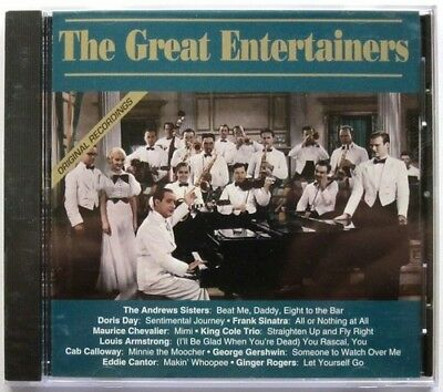 Va-Great Entertainers - The Great Entertainers CD