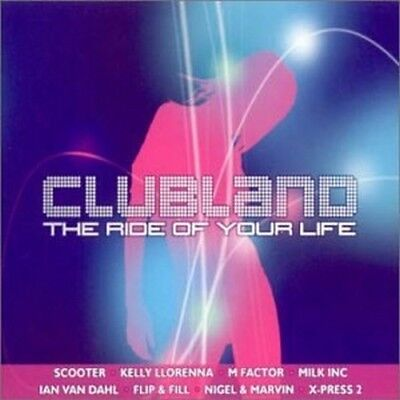 Various Artists  - Clubland CD