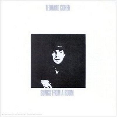 Leonard Cohen - Songs From A Room CD