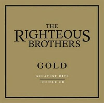 Righteous Brothers - Gold Box set CD