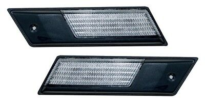 Bmw 5 Series E28 Clear Side Light Repeater Indicators