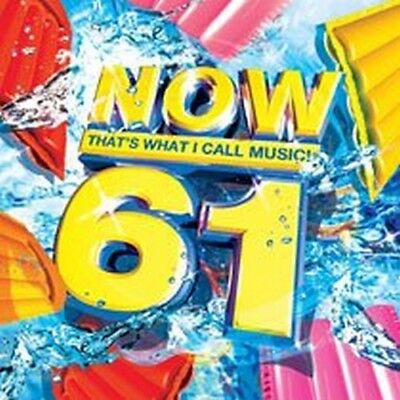 Various Artists  - Now That's What I Call Music! 61 CD
