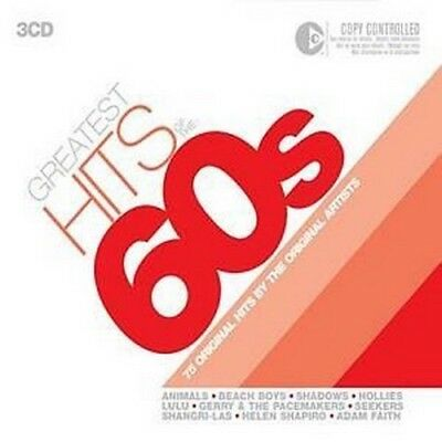 Various Artists  - Greatest Hits of The 60's Box set CD