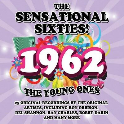 Various Artists  - The Sensational Sixties! 1962 The Young Ones CD