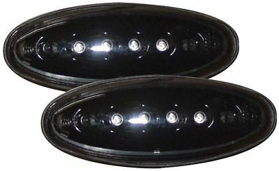 Ford Probe Black Led Side Light Repeater Indicators