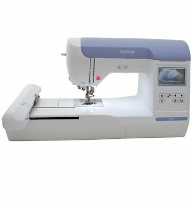 BROTHER PE800  PE 800 5X7 Embroidery Machine with Large Color Touch LCD Screen