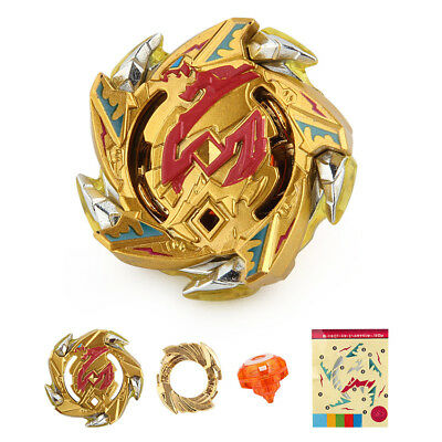 Hell Salamander Burst Beyblade STARTER B-113 B113 Without Launcher Box Toys Gift