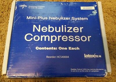 MEDLINE INDUSTRIES HCS60004 Mini-Plus Compressor Nebulizer