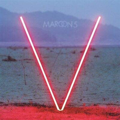 V (Australia/New Zealand Extended Edition) by Maroon 5 (CD)